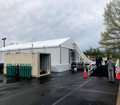 Temporary Hospital Tents for Sale South Africa